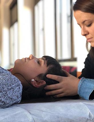 Curso terapia craneo sacral I